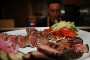 Beef Tasting