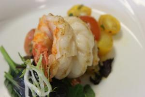 Prawn - Florida, wild caught, roasted tomato 'salsa'