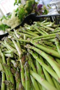 Michigan has arguably the best Asparagus on the planet.