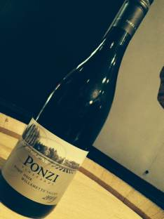 The Ponzi is a new addition to our bottles list, and a staff favorite!
