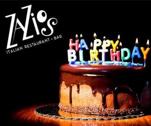 Happy Birthday Zazios!