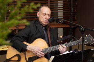 Steve plays live at Webster's every Wednesday in the Tasting Room and he is fantastic!